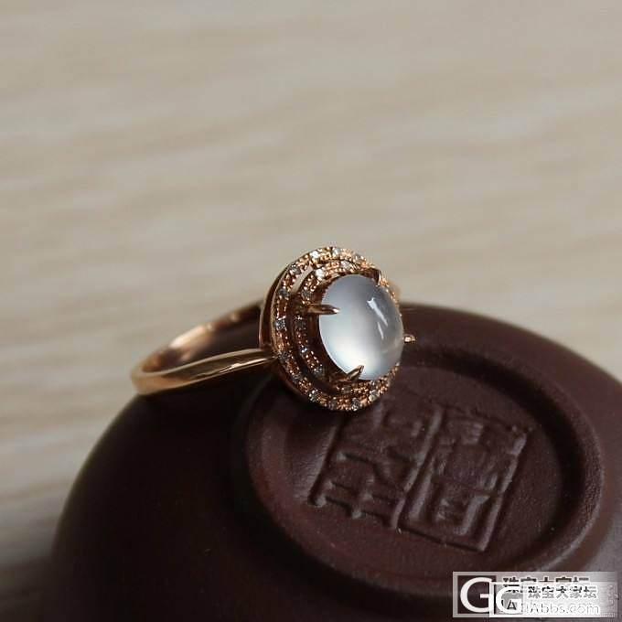 【夏夏翡翠】 都美美的 -- 观音、戒指、项链 都很美_翡翠