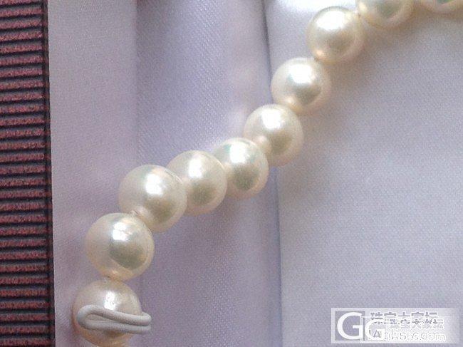 当初结婚大伯送的珍珠项链_珍珠