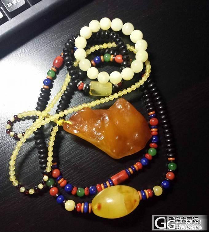 新追求:丰富的色彩和大、大、大!(渣..._传统玉石
