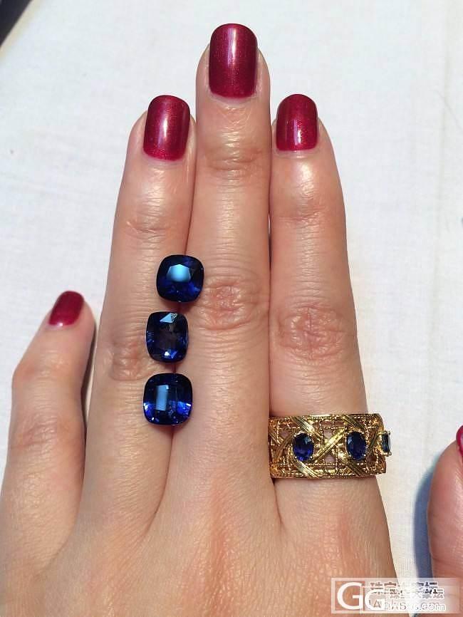 斯里兰卡寻宝直播_刻面宝石蓝宝石