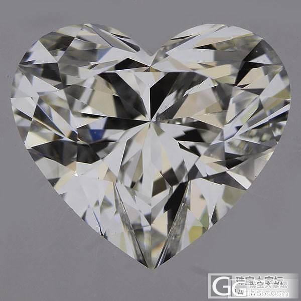 【先恩尼】给力双11 高品质 GIA 1克拉 心形钻钻 特惠_钻石