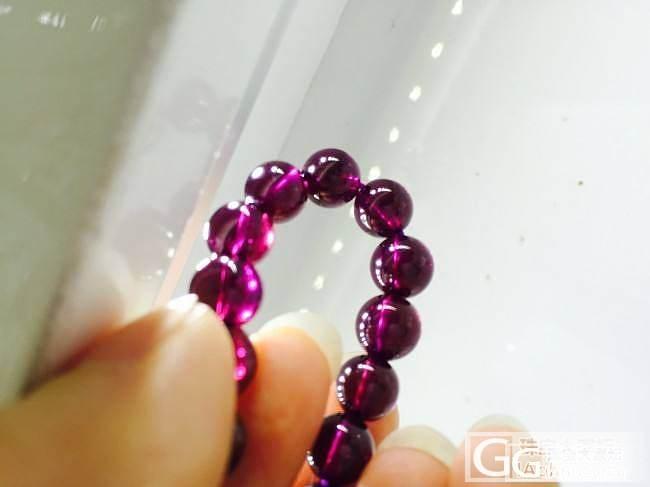 给大家看看这个极品货_珠串彩色宝石