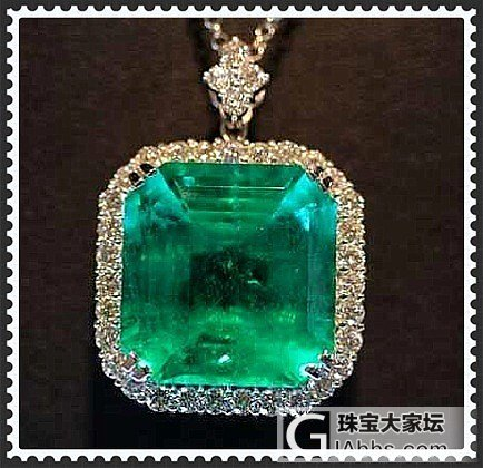 发一颗刚入手的缅甸莫谷皇家蓝,9克拉..._蓝宝石