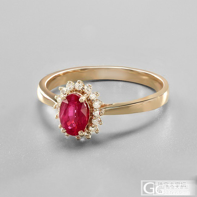 红宝石戒指_宝石