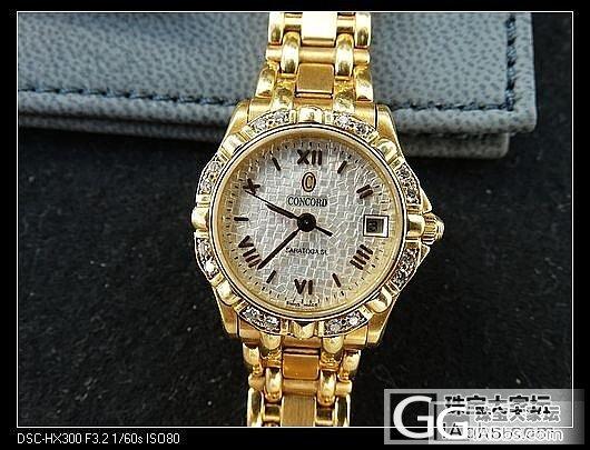 出18K全金镶钻瑞士君王女腕表(已出)_手表