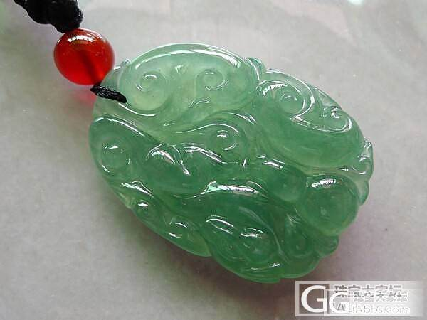天然翡翠A货雕件、葫芦、绿蛋面、随形、如意、项链、等等_翡翠