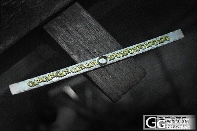 手工制作金唐草系列第二弹,附上完整的..._镶嵌珠宝