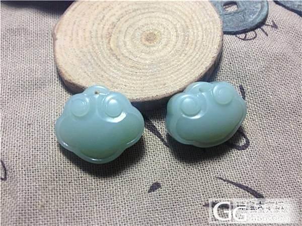 【北玉工坊】鸭蛋青 翁仲 汉八刀  宝宝锁 籽玉八刀白玉祝福_传统玉石