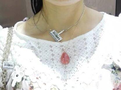 请大家帮我参考一下,如果我想买个红色..._红纹石