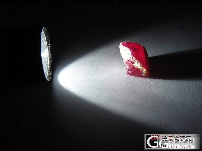 红宝石原石_珠宝