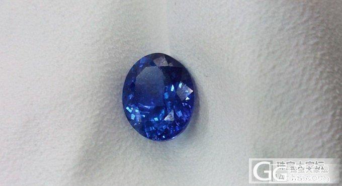 极品5A级9.19ct天然坦桑石,跪..._坦桑石刻面宝石