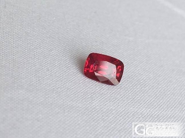 1.35卡鸽血红尖晶_尖晶石刻面宝石