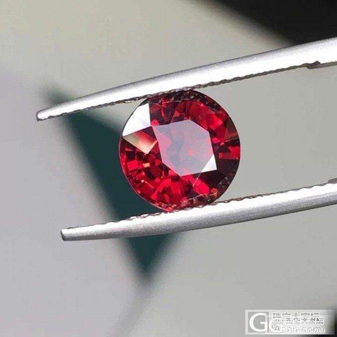 专做红蓝宝精品宝石……长驻国外收货……_珠宝