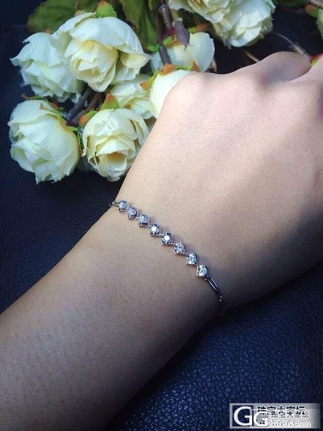 【瑞意邦珠宝】——天使之吻手链美美团购开始_瑞意邦珠宝
