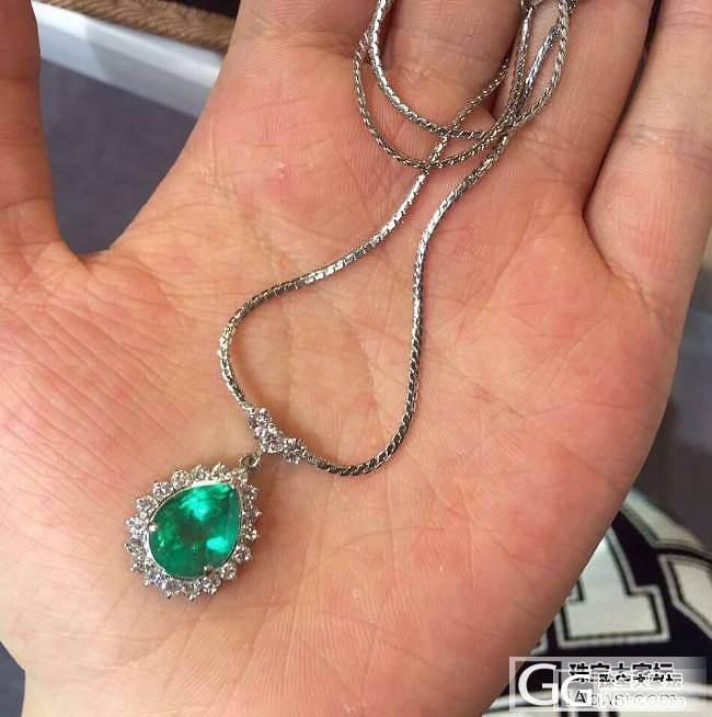 超级美的顶级色祖母绿,哥伦比亚的~_祖母绿