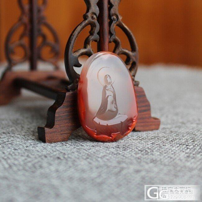 【玥玥的珠宝盒】南红如来说法牌子,7月6日新货_玥玥的珠宝盒