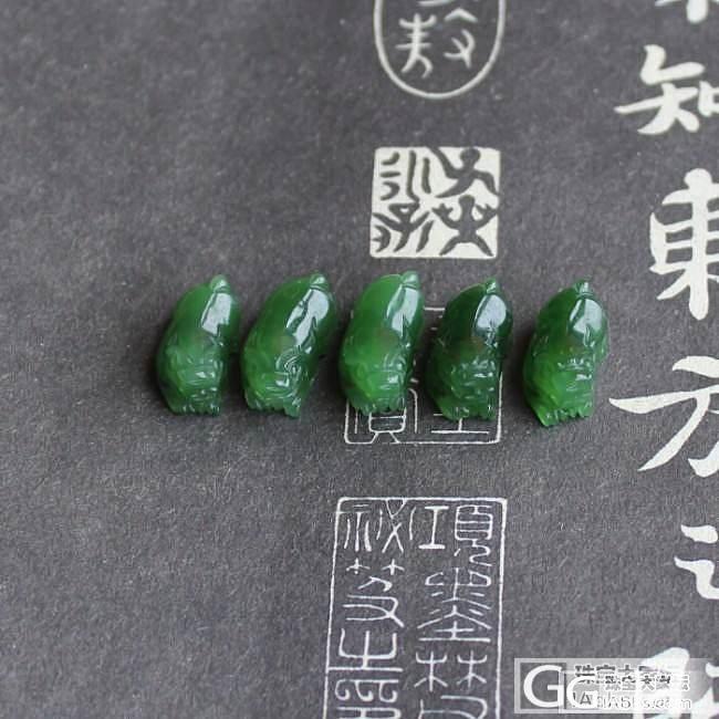 【玥玥的珠宝盒】俄碧小貔貅,7月6日新货_玥玥的珠宝盒