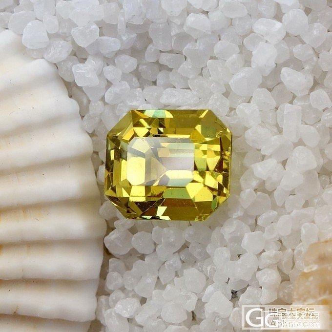 一颗很喜欢的金绿宝石_金绿宝石