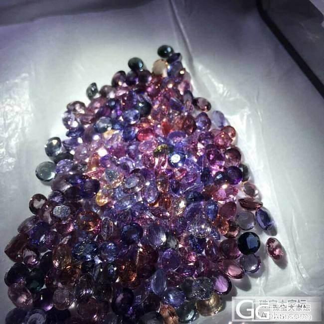 斯里兰卡天然宝石 大家进来看看_珠宝