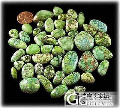 美国内华达州绿松石矿之----中汽湖_松石