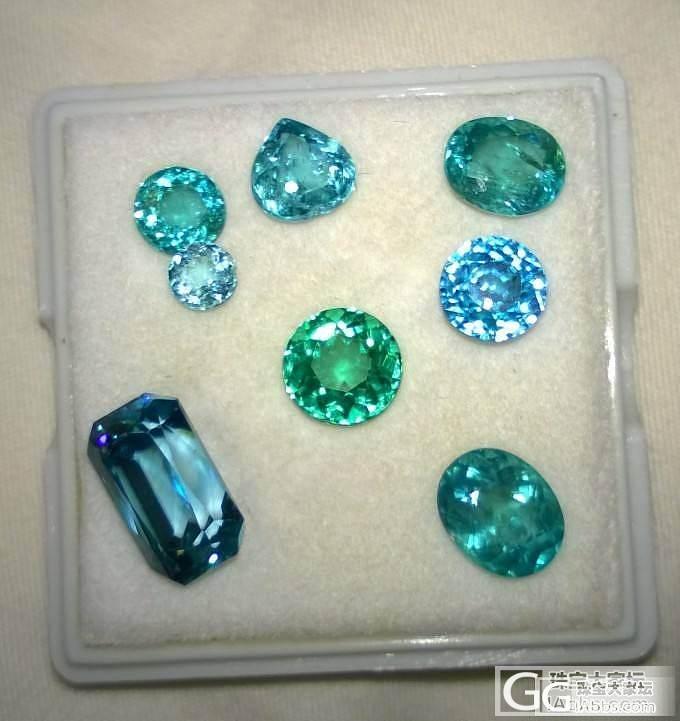 风信子蓝锆石,是不是其趁大名未显屯一些_少见宝石刻面宝石