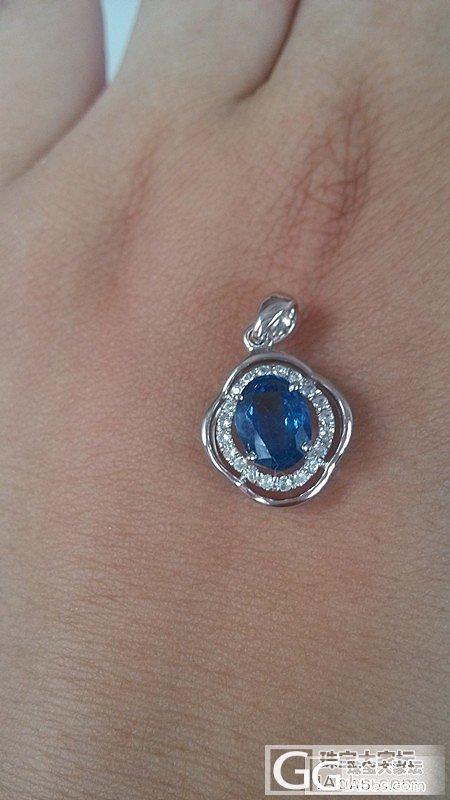 给自己的红蓝宝还个图_华欣珠宝镶嵌