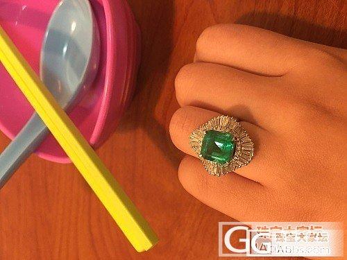 祖母绿,戒指们,再顶我一次吧_宝石
