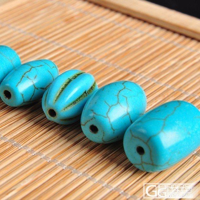 【文玩辨别攻略】鉴别绿松石鼓珠无优化是否原矿的技巧有?_珠宝