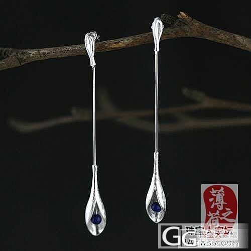 还剩一些银饰(925纯银),耳钉、吊..._银