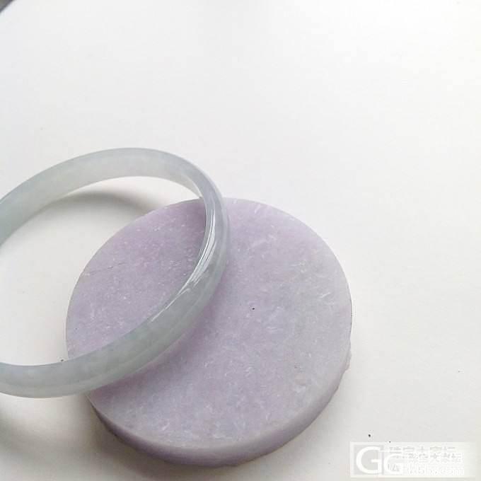 550元的手镯,你见过吗?满紫的手镯..._翡翠