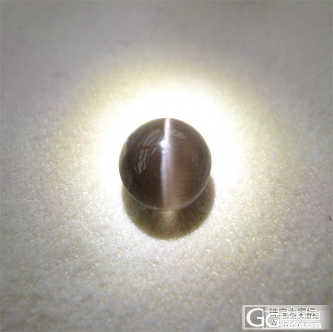 大家看看这颗是什么石头?_少见宝石刻面宝石