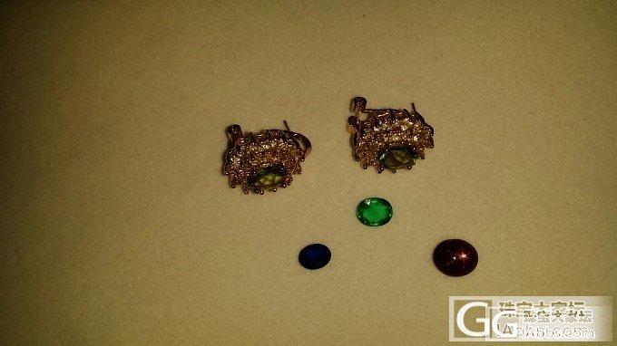 大师们看看这颗祖母绿是宝石级别的吗?谢谢呀_祖母绿