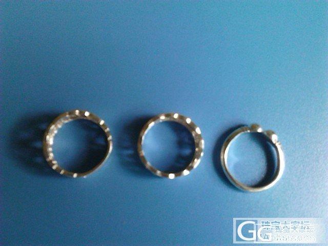 打包转青莲家的99银热爱、梵文戒指及洪生家的贵妃戒指_银