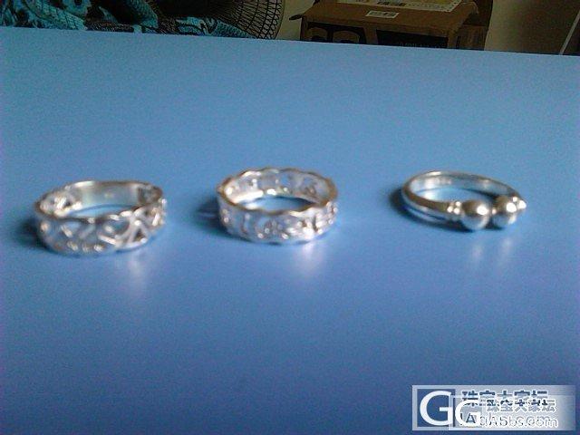 打包转青莲家的99银热爱、梵文戒指及..._银