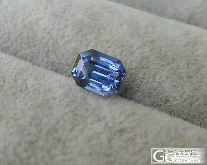 非常漂亮_尖晶石刻面宝石