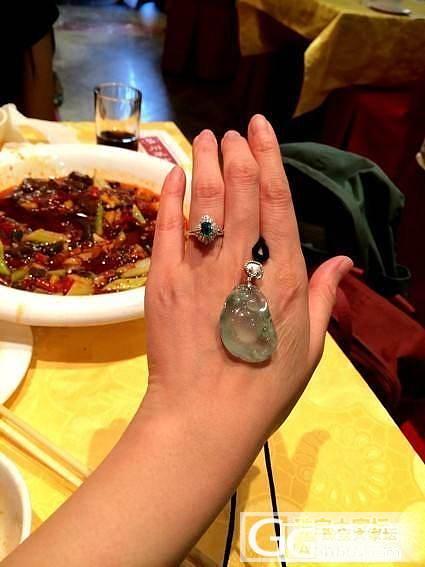慢转祖母绿戒指日本工艺_名贵宝石