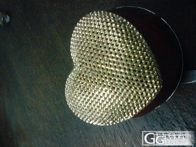 发个首饰镶嵌的中的半成品_吊坠金