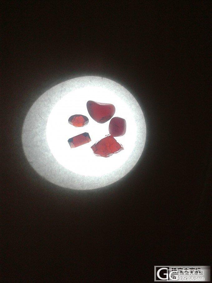 红宝石大家看看是真假_名贵宝石