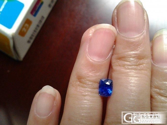 小蓝宝有留的必要吗_蓝宝石