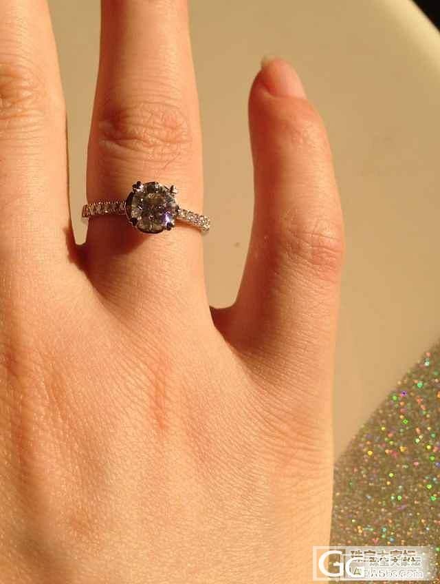 看看我这枚如何?:)_钻石