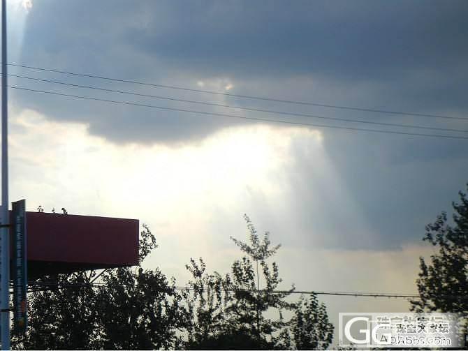 家乡的云_摄影