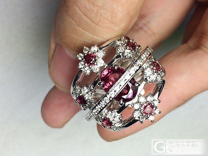 chanel高定的模拟 尖晶石 钻石..._博物馆