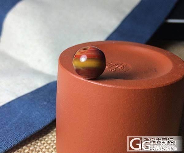 【战国红】精品元珠子一个。直径10毫米。卖17块。好配饰,就选我。_玛瑙