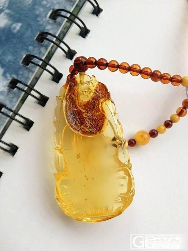 【已售】【恬恬】端午上新几款蜜蜡精品 6.2_恬恬珠宝小窝