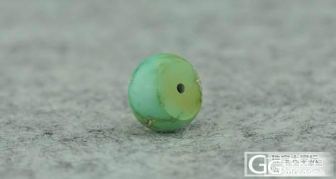 【绿松石】108佛珠怎可少了他们,精心挑选搭配_传统玉石