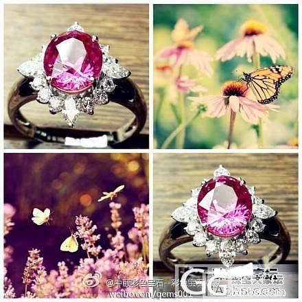 如传世的青花瓷自顾自美丽 你眼带笑意..._中颐彩色宝石