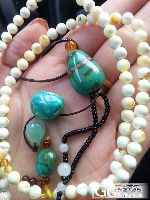 一件钟情的绿松石_松石