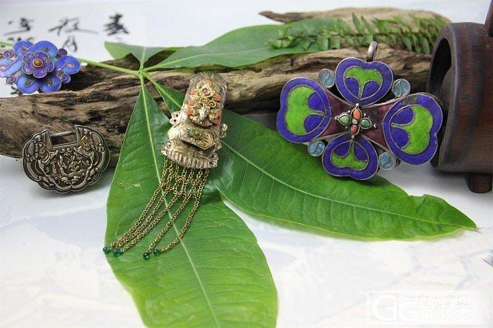 蜜蜡,珊瑚,古董首饰,文玩珠串_有机宝石