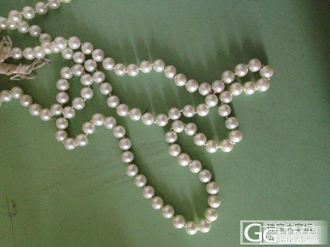 珍珠虽不圆,但很喜欢,能看看性价比如何吗,小菜不会看_珍珠