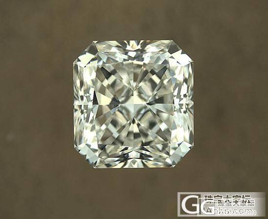 我的0.92雷帝恩钻戒~~_钻石